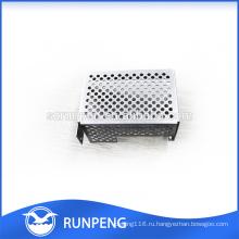 Пробивая корпус коробки Алюминиевый CNC для электронного
