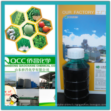 Top Qaulity Factory Livraison directe Weedicide paraquat 45% TC 200g / L SL