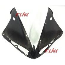 Pièces de fibre de carbone de moto Carénage avant pour Yamha R1 04-06