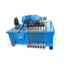 hydraulic road blocker hydraulic power pack unit