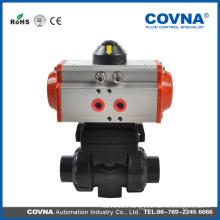 pneumatic pvc ball valve pvc valve