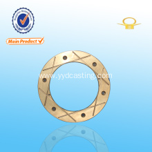 Hot sale for Countershaft Bushing Thrust Plate for Metso crusher export to Seychelles Manufacturer