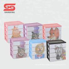Wholesale desktop storage drawer cabinet organizer with high quality