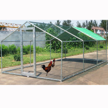 Utomhus hexagonal Wire Mesh Chicken Run