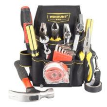 Wrench Screwdriver Tools Bag Belt 600d Oxford Multi-Functional Electrician Waist Pouch Belt Storage Holder Organizer