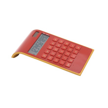 10 Digits Semi Desktop Calculator for Office