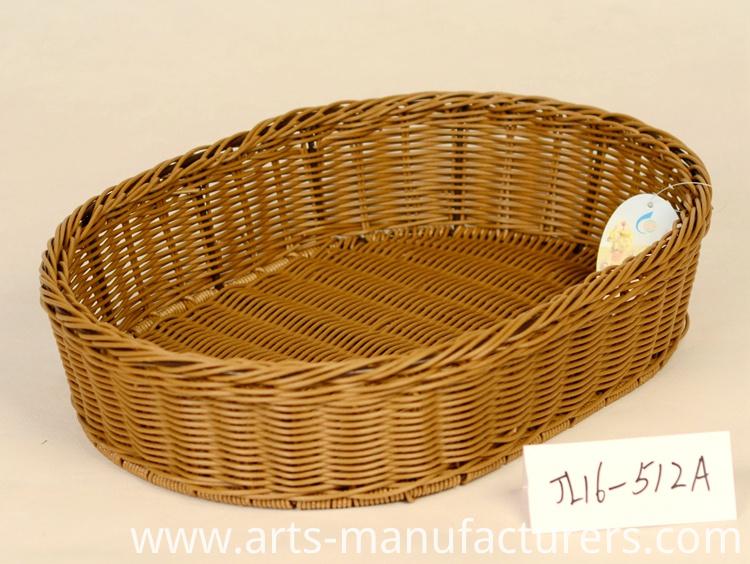 oval magzine basket