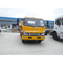 Flat 2-in-1 Wrecker Towing Truck
