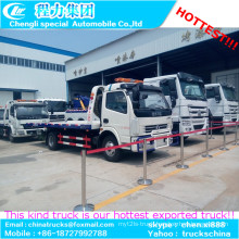 Good Performance Wrecker Body Dongfeng Rotator Wrecker Truck