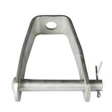 Hot-dip Galvanized D bracket