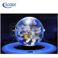 Plafondbol LED Ball Scrolling LED-display