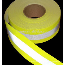 Fireproof reflective tape