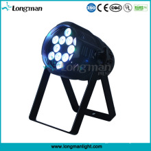 Super Bright 12X10W LED PAR Stage Lamp for Disco Stage