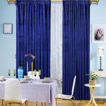Wholesale 100% polyester plain india heritage curtains