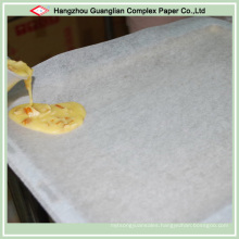 Unbleached Greaseproof Baking Paper for Oven Use