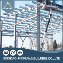 Hot Sale Steel Prefab Warehouse Low Cost