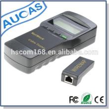 SC8108 Kabeltester mit elektrischen Krokodilklemmen & Multimetersonden & Prüfkabelsatz
