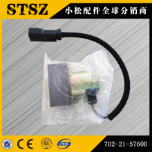 komatsu PC400-7 Hydraulic pump solenoid valve 702-21-57600