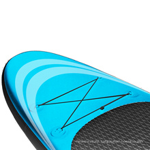 Customized color longboard surfboard inflatable sup paddle board Professional portable inflatable surfboard SUP paddle board