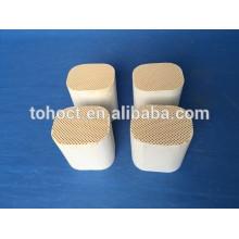 ceramic honeycomb for RCO