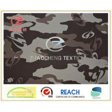 Twill Micro Fiber Desert Printing Vest Fabric