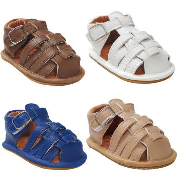 Infant Toddler Moccasins Soft Sole Anti-Slip Baby Sandals Shoes