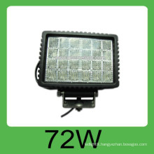 2016 F4 72W Work led light Off-load Vehicle