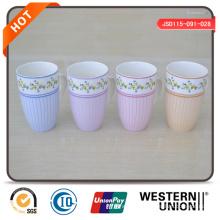New Bone China Coffee Mug