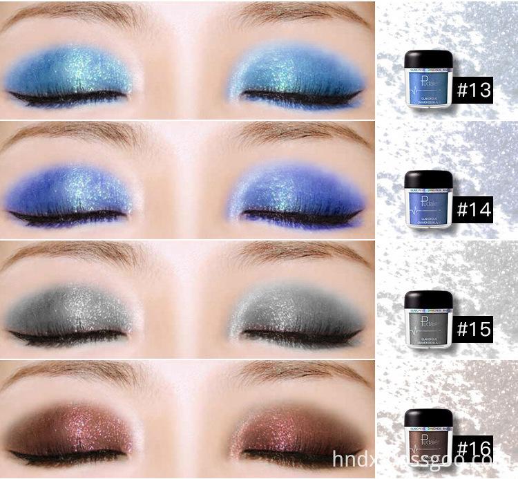 Eye Shadow And High Light Powder 9