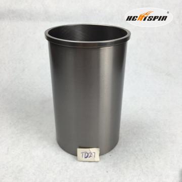 Cylinder Liner / Sleeve Td27 para Camiones Nissan 11012-43G00