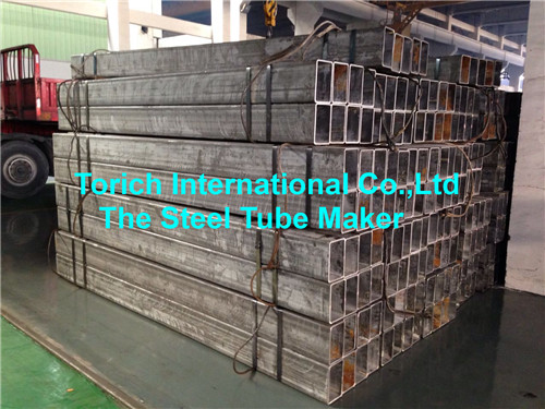 Seamless Square Steel Tubes