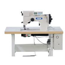 Çift iğne ağır kalın iplik süs dekoratif dikiş dikiş makinesi