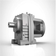 Hollow Shaft Gearbox Electric Motor/Parallel Shaft Reducer