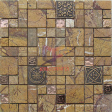 Reaationary Style Stone Marble Mosaics (CFS1033)