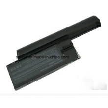Batterie pour ordinateur portable pour DELL OEM pour D620 D630 Atg D630 Batterie 9 Cell Tc030 Kp422 Pd685