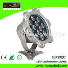 IP68 12V/24V 12W LED Underwater Pool Light