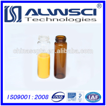 Manufacturing Clear glass 10ML storage vial HPLC/GC vial