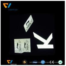 2016 China dongguan reflektierende film / laser TPU film für nike logo