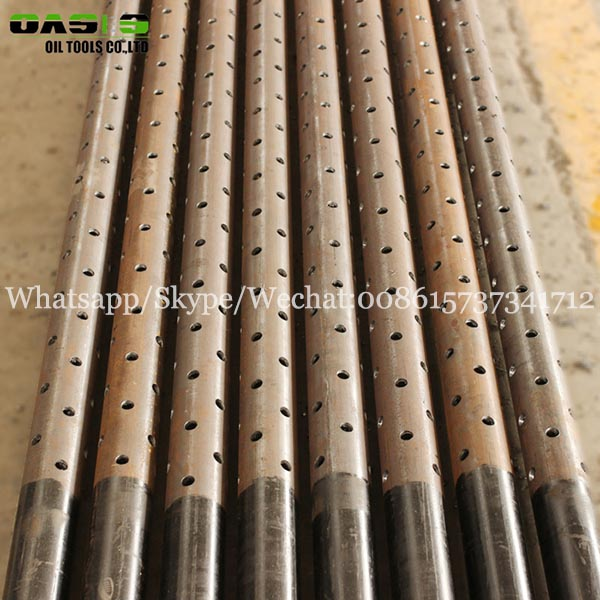 Perforated Based Pipe 1