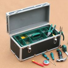 Aluminum Jewelry Carrying Rolling Case