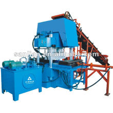 curbstone molding machine