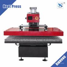 Alibaba Top Verkauf XINHONG Pneumatische Hochdruck 75x105mm T-Shirt Heat Press Machine