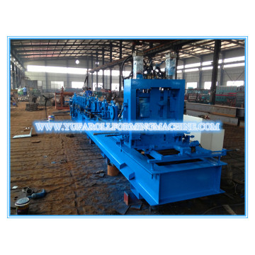 C&Z purlin roll forming machine