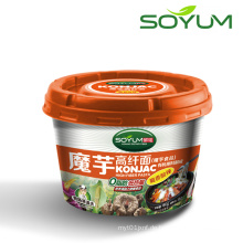 Vegetarier Konjac Shirataki Instant Cup Nudel