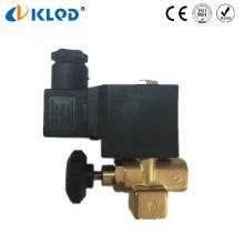 Low Price AC220V 1/4 Mini Type Adjustable Steam Solenoid Valve KLTJ-08
