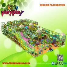 Equipamento interno comercial do campo de jogos das crianças para centros comerciais