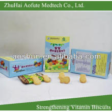 China Vitamina Biscoitos
