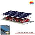Montaje profesional Solar Carport de PV (GD57)