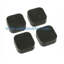 Amortiguador de goma de silicona moldeado personalizado UL
