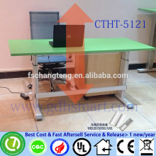 dressing table italian furniture green color height adjustable computer desk table for tall people